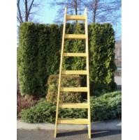 2807 Drevený rebrík dvojdielny ALVE