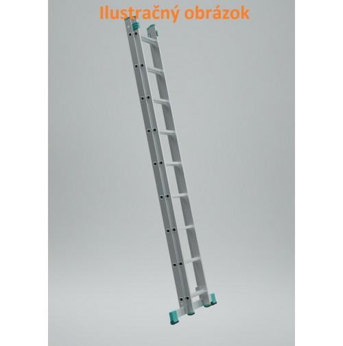 Rebrík dvodielny univerzálny ALVE EUROSTYL 7513