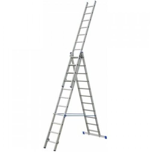 Rebrík AL 3x17 PROFI ELKOP