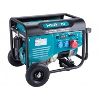 Heron benzínová elektrocentrála 220/380V 5kW 8896418