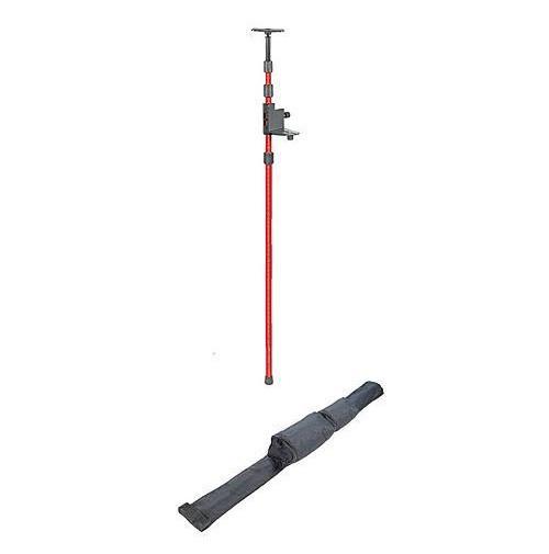 """Tyč Strend Pro TPO32, teleskopická - statív k laserom 3.2 m, 1/4"""" a 5/8"""""""