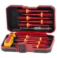 Sada skrutkovačov Strend Pro SDX61-113, 12 dielna +1 skúšačka, elektrikárska 239562