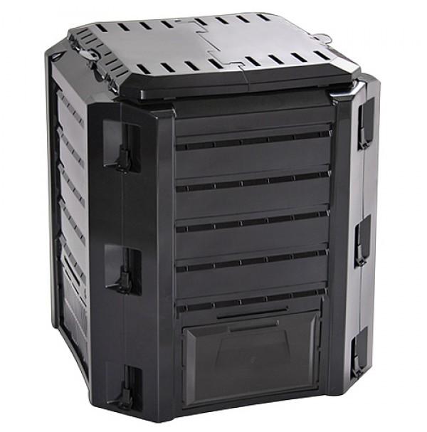 Prosperplast MODULE COMPOGREEN Kompostér 380ll, čierny IKSM380C
