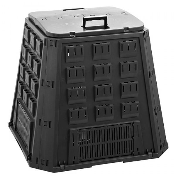 PROSPERPLAST Evogreen, 420 l, čierny kompostér