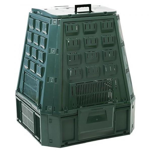 PROSPERPLAST Evogreen, 630 l, zelený kompostér