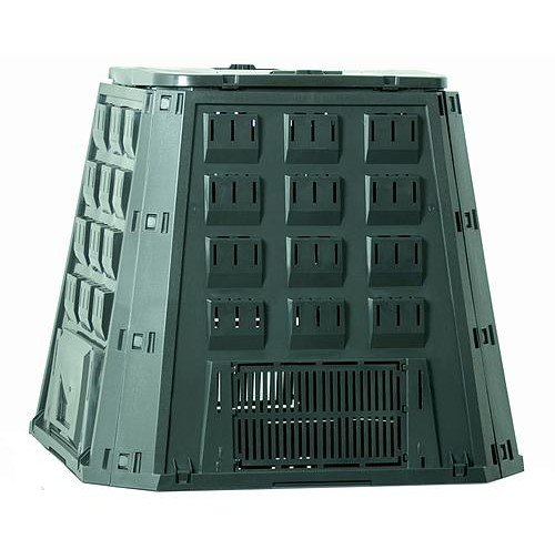 PROSPERPLAST Evogreen, 420 l, zelený kompostér