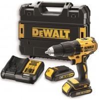 Dewalt DCD778S2T - Bezuhlíková vŕtačka s príklepom 18 V 1,5Ah