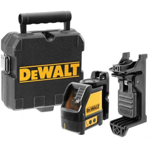 DeWalt DW088CG krížový laser so zeleným lúčom