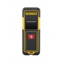 Laserový diaľkomer DeWALT DW033