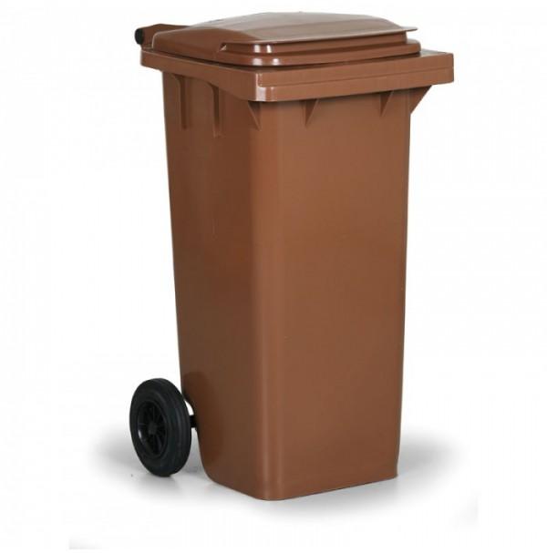 KUKA nádoba na odpad plastová 240l hneda