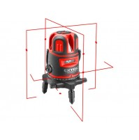 Extol Premium 1H-4V červený laser 8823311