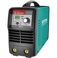 EXTOL INDUSTRIAL Invertor zvárací 200A Smart