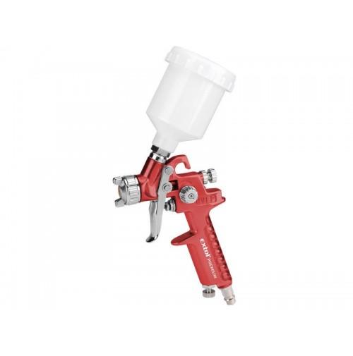 EXTOL PREMIUM GG 100-08 pištoľ striekacia HVLP 100ml 8865050
