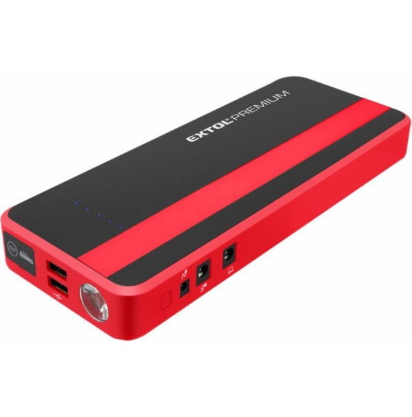 Extol Premium Štartovací zdroj s powerbankou 8897321