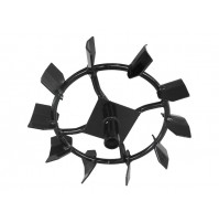 HECHT 000750 - Železné lopatkové kolesá k HECHT 750
