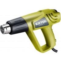 Extol Craft 411013 Teplovzdušná pištoľ 2 000 W