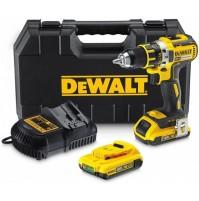 DeWalt DCD790S2 bezuhlíkový aku skrutkovač 2x1,5Ah aku