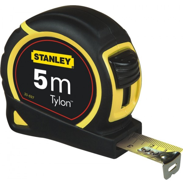 STANLEY 1-30-697 Zvinovací meter Tylon 5m x 19mm