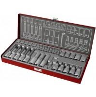 FORTUM Sada nástrčných kľúčov 35-dielna 4700009