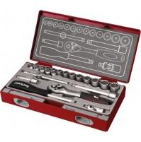 FORTUM Sada nástrčných kľúčov Multi-lock 19-dielna 4700031