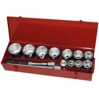 Fortum 4704012 Sada 15-dielna nástrčných kľúčov