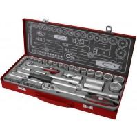 Fortum Súprava nástrčných kľúčov 4700002-50dielov