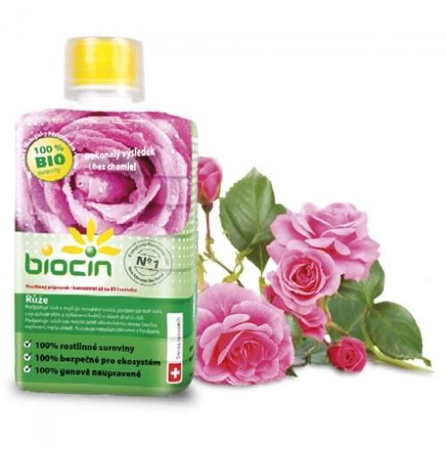 BIOCIN FR - Rastlinný posilujúci prostriedok pre ruže