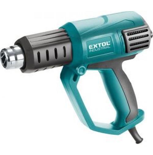 Teplovzdušná pištoľ Extol Industrial 8794800