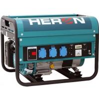 HERON EGM 25 AVR elektrocentrála benzínová 5,5 HP / 2,3 KW 8896111