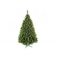 Umelý vianočný stromček JEDĽA so zelenymi koncami 180cm