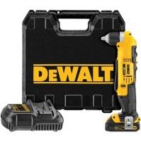 DEWALT DCD740C1 18V pravouhlá vŕtačka