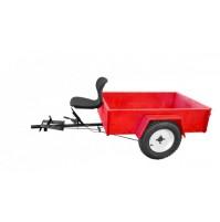 HECHT 57100 - Prívesný vozík pre HECHT7100