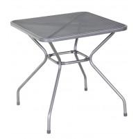 Creador Klasik 70 Štvorcový stôl z ťahokovu 70 x 70 x 71 cm