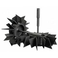 HECHT 000757 - sada železných kolies (2 ks)