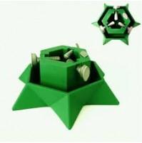 Stojan pod vianočný stromček STAR d40cm / v13cm
