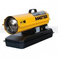 Master B 35 CED ohrievač na naftu