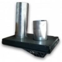 Výduch pre plynové kachle Karma BETA - dĺžka 600mm