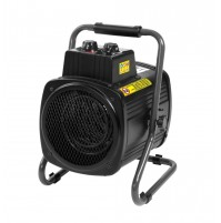 HECHT 3324 - priamotop s ventilátorom a termostatom