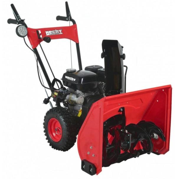 HECHT 9555 SE - Snežná fréza benzínová