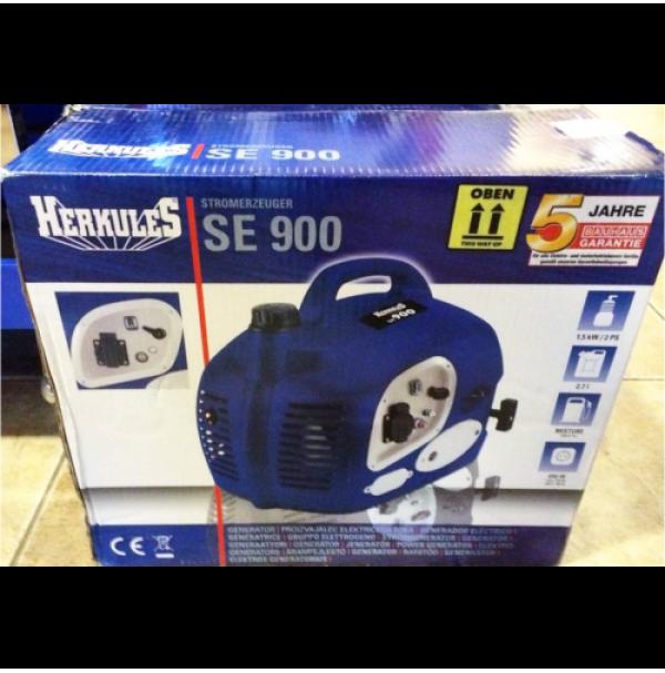 Elektrocentrála HERKULES SE 900