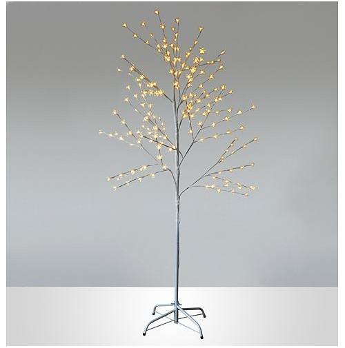 Strom MagicHome Cherry Tree, 180 cm, biely, 230 V, IP44 8090257