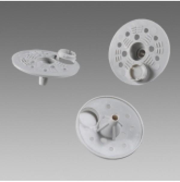 Dotláčací tanier pre upevňovanie minerálnej vlny a polystyrénu TPD-60