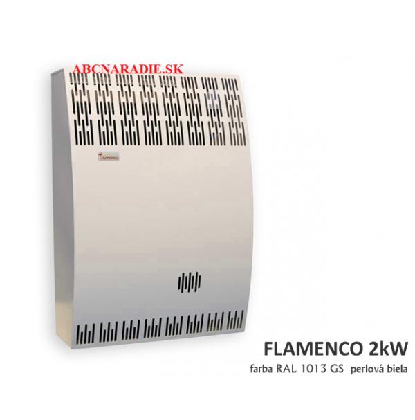 Flamenco 2 PP - plynové kachle s odťahom cez stenu