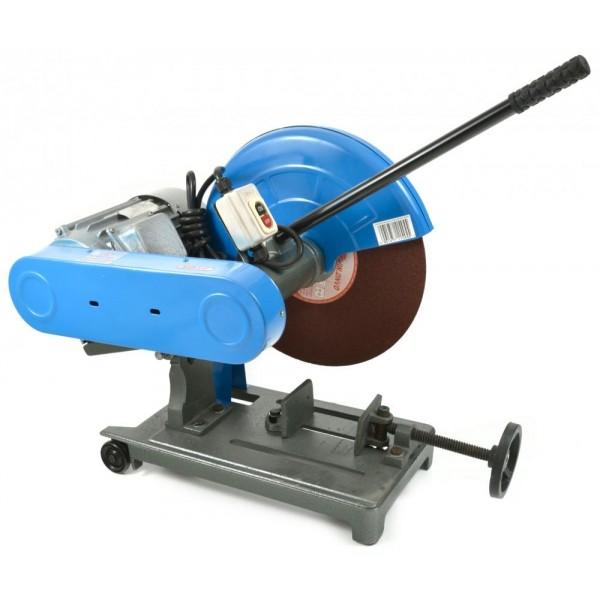 Rozbrusovacia píla na kov 3.000 W, 400 V, max. priemer rezného kotúča 400 mm, GEKO