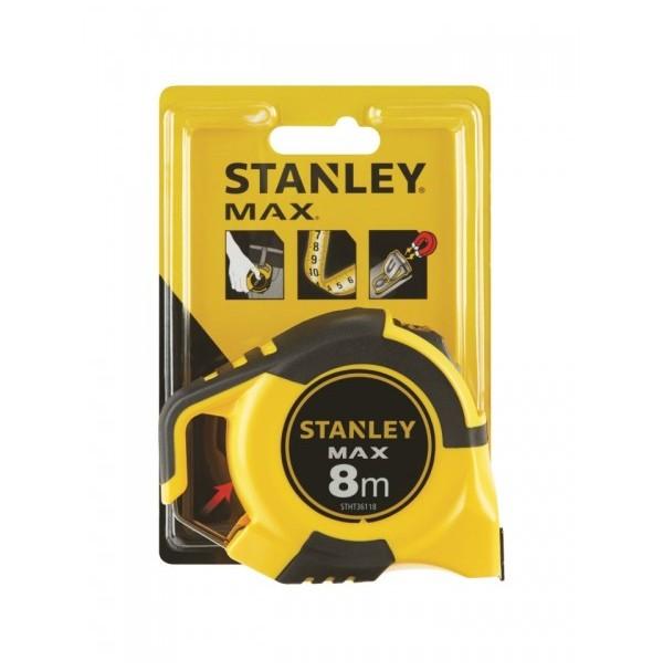 Stanley STHT0-36118  Zvinovací meter 8 m