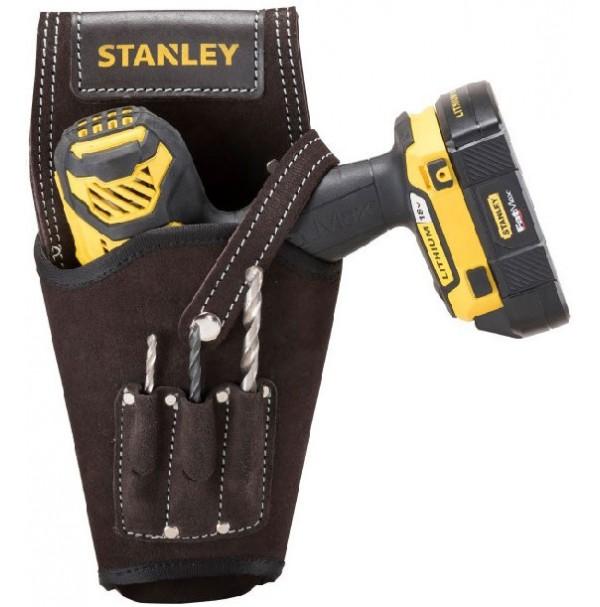 STANLEY STST1-80118  - Kožené puzdro na vŕtačku